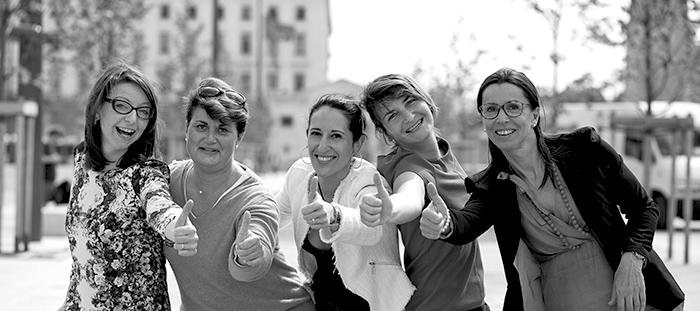 Les ambassadrices Business Woman Rhône-Alpes