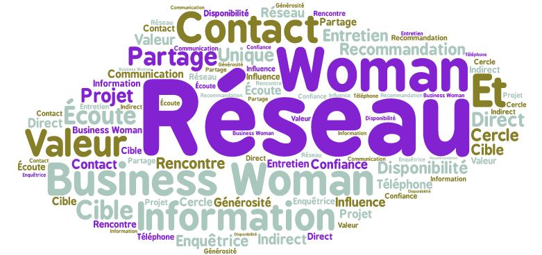 Prochaine soirée Business Woman, le jeudi 18 mai 19h