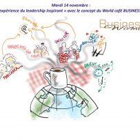 Soirée le 14 novembre dés 19h «Vivez l'expérience du leadership inspirant»