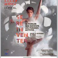 Forum Elle Active le jeudi 11 octobre